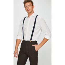Pierre Cardin - Koszula. Szare koszule męskie Pierre Cardin, z długim rękawem. W wyprzedaży za 229.90 zł.