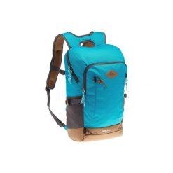 Plecak turystyczny NH500 20 l. Niebieskie plecaki damskie QUECHUA, z materiału. Za 99.99 zł.