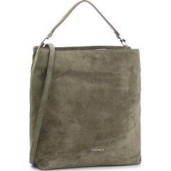 Torebka COCCINELLE - CI1 Keyla Suede E1 CI1 13 01 01 Caper G02. Zielone torby na ramię damskie Coccinelle. W wyprzedaży za 909.00 zł.