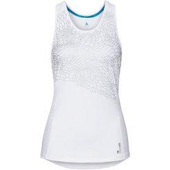 Odlo Koszulka Crew Neck Singlet Ceramicool pro  biała r. M. T-shirty damskie Odlo. Za 103.99 zł.