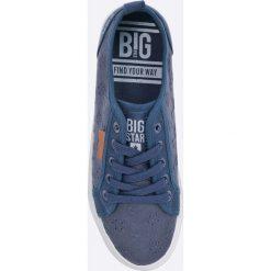Big Star - Tenisówki. Szare trampki i tenisówki damskie Big Star, z gumy. W wyprzedaży za 59.90 zł.