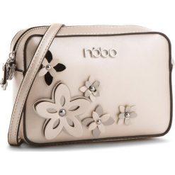 Torebka NOBO - NBAG-E1600-C000 Perłowy. Brązowe listonoszki damskie Nobo, ze skóry ekologicznej. W wyprzedaży za 109.00 zł.
