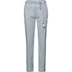 Spodnie chino bonprix szary stalowy - szary w kropki. Spodnie materiałowe damskie marki DOMYOS. Za 49.99 zł.