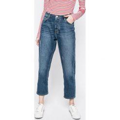 Mustang - Jeansy. Niebieskie jeansy damskie Mustang. W wyprzedaży za 159.90 zł.