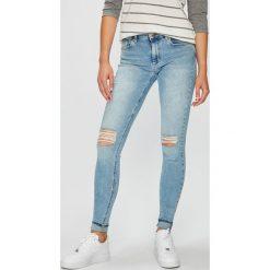 Only - Jeansy. Niebieskie jeansy damskie Only. W wyprzedaży za 149.90 zł.