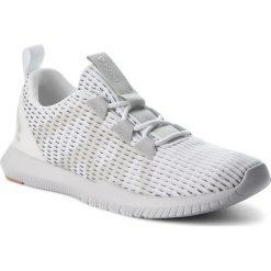 Buty Reebok - Reago Pulse CN7189 White/Grey/Porcelain/Tan. Białe buty sportowe męskie Reebok, z materiału. W wyprzedaży za 199.00 zł.