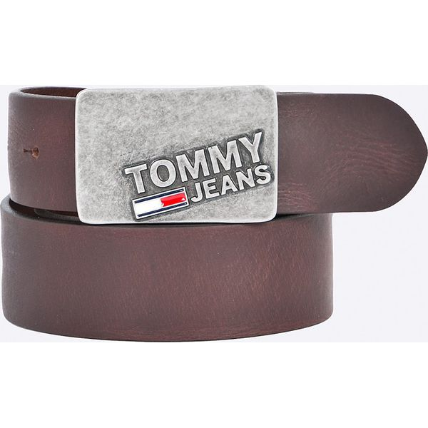 f3767511be9a2 Tommy Hilfiger - Pasek skórzany - Paski damskie marki Tommy Hilfiger ...