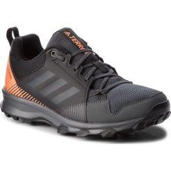 Buty adidas - Terrex Tracerocker Gtx GORE-TEX AC7940 Cblack/Carbon/Hireor. Czarne buty sportowe męskie Adidas, z gore-texu. W wyprzedaży za 299.00 zł.