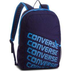 Plecak CONVERSE - 10003913-A09 554. Niebieskie plecaki damskie Converse, z materiału, sportowe. W wyprzedaży za 109.00 zł.