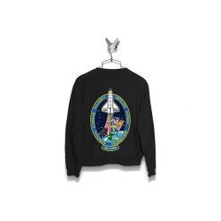 Bluza STS-116 Damska. Czarne bluzy damskie Failfake. Za 160.00 zł.