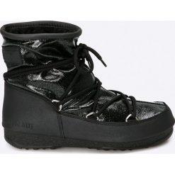 Moon Boot - Śniegowce. Śniegowce i trapery damskie Moon Boot, z materiału. W wyprzedaży za 499.90 zł.