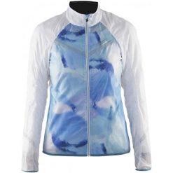 Craft Kurtka Rowerowa Featherlight W White/Blue Xl. Kurtki sportowe damskie marki Cropp. W wyprzedaży za 259.00 zł.