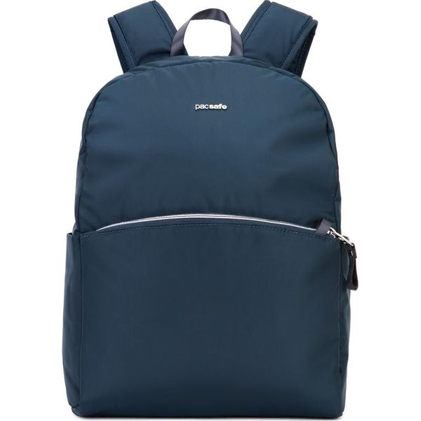 523e8994803e0 Plecak damski antykradzieżowy Stylesafe backpack granatowy ...