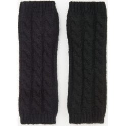 Rękawiczki bez palców - Czarny. Czarne rękawiczki damskie Reserved. Za 29.99 zł.