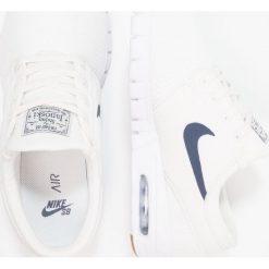 Nike SB STEFAN JANOSKI MAX Tenisówki i Trampki summit white/thunder blue/medium brown/white. Trampki męskie Nike SB, z materiału. W wyprzedaży za 384.30 zł.