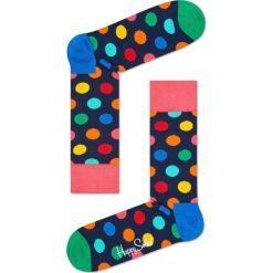 Happy Socks - Skarpety Big Dot Christmas. Szare skarpety męskie Happy Socks. Za 39.90 zł.