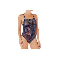 Strój jednoczęściowy pływacki Lidia Vib damski. Czerwone kostiumy jednoczęściowe damskie NABAIJI. Za 99.99 zł.