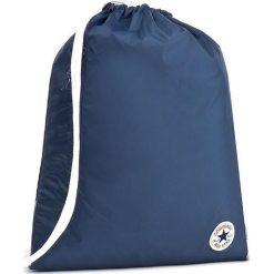 Plecak CONVERSE - 10003340-A02 410. Niebieskie plecaki damskie Converse, z materiału, sportowe. Za 79.00 zł.