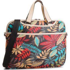 Torba na laptopa NOBO - NBAG-F1590-CM20 Kolorowy. Szare torby na laptopa damskie Nobo, w kolorowe wzory, ze skóry ekologicznej. W wyprzedaży za 149.00 zł.
