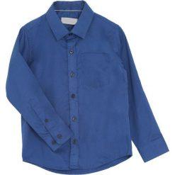 Granatowa Koszula Convinced. Koszule dla chłopców marki bonprix. Za 59.99 zł.