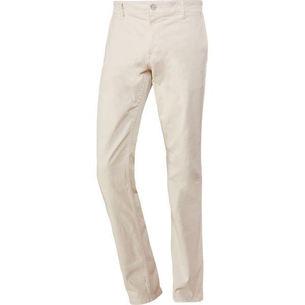 91b8a56e91a0c BOSS CASUAL SCHINO Spodnie materiałowe open beige - Spodnie materiałowe  męskie marki BOSS CASUAL, z bawełny, casualowe. Za 419.00 zł.
