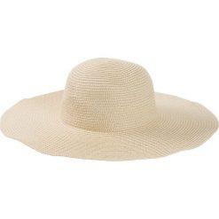 Kapelusz słomkowy bonprix naturalny. Czapki i kapelusze damskie marki WED'ZE. Za 54.99 zł.