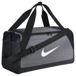 Nike Torba sportowa BA5335 064 Brasilia S Duff szara. Torby podróżne damskie Nike. Za 77.00 zł.