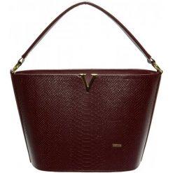 Grosso Bag Torebka Damska Burgund. Czerwone torebki do ręki damskie Grosso Bag. W wyprzedaży za 99.00 zł.