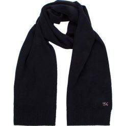 Szalik EMPORIO ARMANI - 394553 8A510 06935 Navy Blue. Szare szaliki i chusty damskie marki Giacomo Conti, na zimę, z tkaniny. W wyprzedaży za 299.00 zł.
