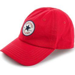 Czapka CONVERSE - CON301_1 Red. Czerwone czapki i kapelusze damskie Converse, z bawełny. Za 89.00 zł.