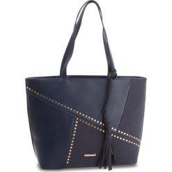 Torebka MONNARI - BAG4830-013 Navy. Niebieskie torebki do ręki damskie Monnari, ze skóry ekologicznej. W wyprzedaży za 199.00 zł.