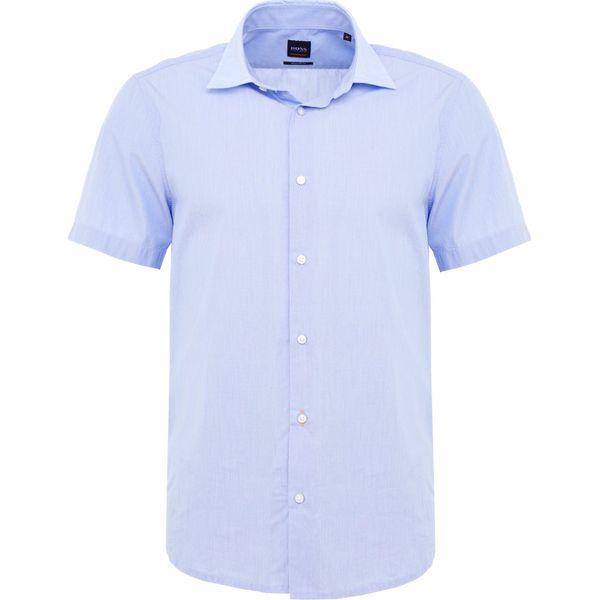 759516e9500e7 BOSS CASUAL RASH REGULAR FIT Koszula biznesowa open blue - Koszule męskie  marki BOSS CASUAL, z bawełny. Za 379.00 zł. - Koszule męskie - Odzież męska  - Dla ...