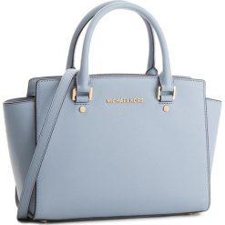 Torebka MICHAEL MICHAEL KORS - Selma 30S3GLMS2L  Pale Blue. Niebieskie torebki do ręki damskie MICHAEL Michael Kors, ze skóry. W wyprzedaży za 1,069.00 zł.
