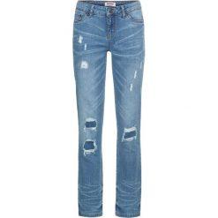 Dżinsy multi-stretch CLASSIC bonprix jasnoniebieski. Jeansy damskie marki bonprix. Za 69.99 zł.