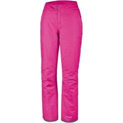 Columbia Spodnie Narciarskie On The Slope Pant Punch Pink M. Różowe spodnie snowboardowe damskie Columbia, na zimę, klasyczne, z klasycznym kołnierzykiem. Za 299.00 zł.