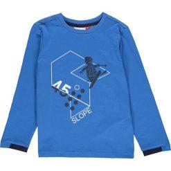"""Koszulka """"Thomas 603"""" w kolorze niebieskim. Niebieskie t-shirty dla chłopców marki LEGO Wear, z długim rękawem. W wyprzedaży za 49.95 zł."""