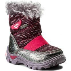 Śniegowce BARTEK - 21475-2I5 Silver Fuxia. Buty zimowe dziewczęce marki bonprix. W wyprzedaży za 159.00 zł.