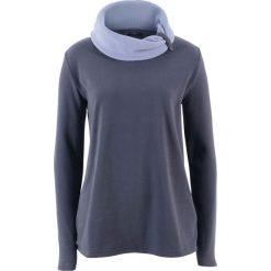 Bluza z polaru, długi rękaw bonprix jagodowy. Bluzy damskie marki KALENJI. Za 54.99 zł.