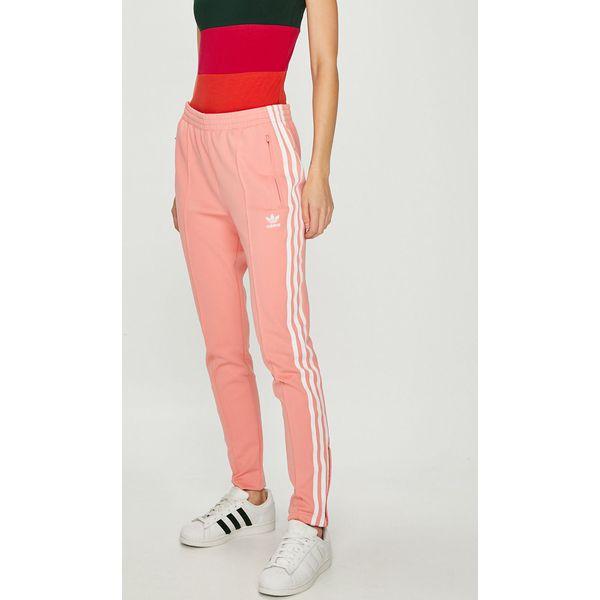 43bb1073cfc1ef adidas Originals - Spodnie - Spodnie materiałowe damskie adidas Originals.  W wyprzedaży za 199.90 zł. - Spodnie materiałowe damskie - Spodnie i  legginsy ...