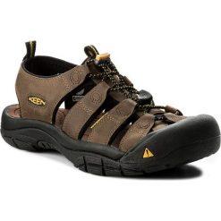 Sandały KEEN - Newport 1001870  Bison. Brązowe sandały męskie Keen, z materiału. Za 449.95 zł.