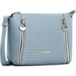 Torebka MONNARI - BAG2700-012 Blue. Niebieskie listonoszki damskie Monnari, ze skóry ekologicznej. W wyprzedaży za 129.00 zł.