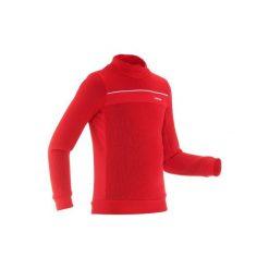 Kurtka wewnętrzna MID WARM 100. Czerwone kurtki męskie WED'ZE, z materiału. Za 39.99 zł.