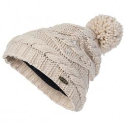 Rip Curl Czapka Damska Knit Pow, Beżowa. Brązowe czapki i kapelusze damskie Rip Curl. Za 117.00 zł.