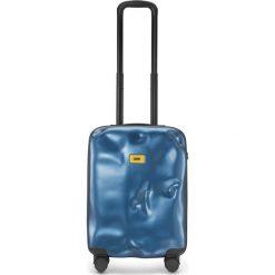 Walizka Icon kabinowa niebieska. Walizki męskie Crash Baggage. Za 880.00 zł.