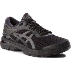 Buty ASICS - Gel-Kayano 25 1011A019  Black/Black 002. Czarne buty sportowe męskie Asics, z materiału. W wyprzedaży za 529.00 zł.