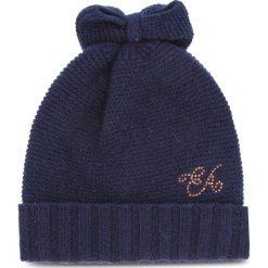 Czapka EMPORIO ARMANI - 394327 8A504 06935 Navy Blue. Niebieskie czapki i kapelusze męskie Emporio Armani, z materiału. Za 319.00 zł.