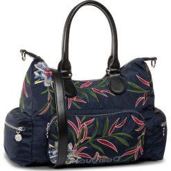 Wielokolorowe torebki i torby z poliestru, kolekcja wiosna 2020