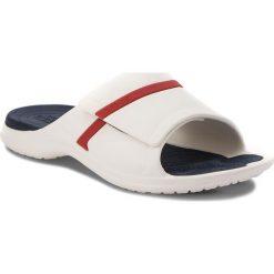Klapki CROCS - Modi Sport Slide 204144 White/Navy/Pepper. Klapki damskie marki Birkenstock. W wyprzedaży za 139.00 zł.
