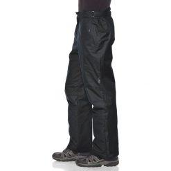 Spodnie narciarskie w kolorze czarnym. Spodnie snowboardowe męskie marki WED'ZE. W wyprzedaży za 318.95 zł.