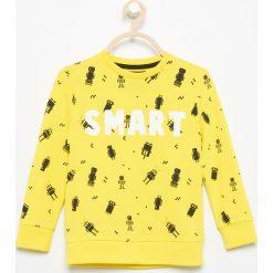 Bluza smart - Żółty. Bluzy dla chłopców Reserved. Za 39.99 zł.
